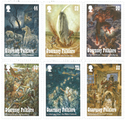 Guernsey - Folklore / Old Tales and * - Mint stamp