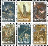 Guernsey - Gamle fortællinger - Postfrisk sæt 6v