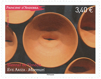 France - Art expo in Venice - Mint stamp