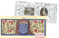 France - History of France - Mint folder