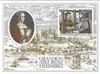Frankrig - Frankrigs historie - Postfrisk miniark