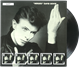 England - David Bowie *Heroes* pladecover - Postfrisk ark - totalt udsolgt på udgivelsesdagen