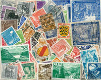 Germany - Duplicate lot 1945-50