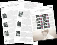 Great Britain - Princess Anne - Mint sheetlet