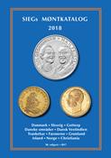 Sieg Danmark, Norden m.m.2018 møntkatalog