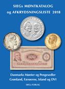 Sieg årgangsmønter 2018