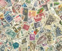 Tjekkoslovakiet - 1000 forskellige stemplede frimærker