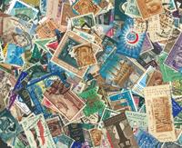Egypten - 1000 forskellige stemplede frimærker