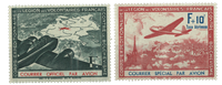 France - Legion stamps 1941 YT 2-3 mint