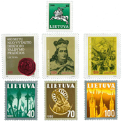 Lithuania - 3 complete mint sets