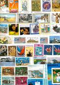 Germany - Kiloware / Stamp mixture - Bavaria mission - 17 oz (500 g)