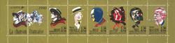 90ankrig - Berømte Personer hæfte 1989 YTBC2655A