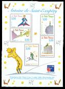 Frankrig - YT nr. 20 - Postfrisk miniark