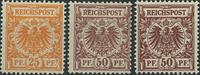 German empire - 1889-1900