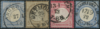German Empire - 1872