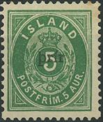 Iceland - 1897