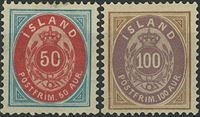 Iceland - 1892