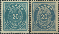 Iceland - 1896-97