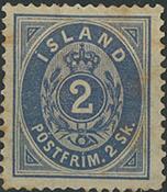 Iceland - 1873