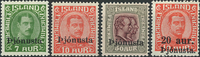 Iceland - Service - 1922-36