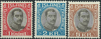 Iceland - Service - 1920-30