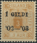 Iceland - Service - 1902