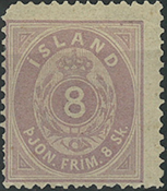 Iceland - Service - 1873