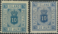 Iceland - Service - 1876