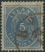 Iceland - 1875