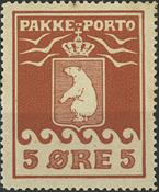 Grønland - Pakkeprto - 1905