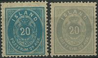 Iceland - 1882