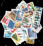 Finland - Julefrimærker 1973-1999