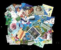 Finland - 50 forsk. frimærker 2010-2013