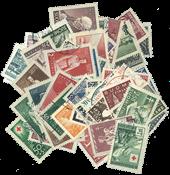 65 erilaista SUOMI 1927---1949