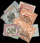 Finland - 12 forsk. specielle frimærker