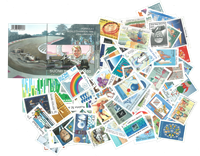 Finland - 123 diff. stamps and 2 souvenir sheets, mint