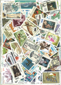 Europa - 1000 different stamps