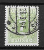 Denmark 1927 - AFA 17 - Cancelled