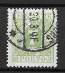 Danmark 1927 - AFA 17 - stemplet
