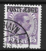 Denmark 1919 - PF AFA 2 - Cancelled