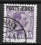 Danmark 1919 - PF AFA 2 - stemplet