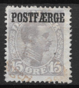 Denmark 1919 - PF AFA 2a - Cancelled