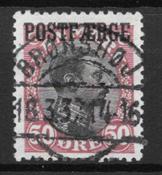 Denmark 1920 - PF AFA 3 - Cancelled