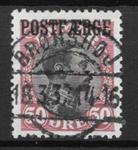 Danmark 1920 - PF AFA 3 - stemplet