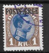 Denmark 1924 - PF AFA 8 - Cancelled