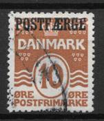 Denmark 1932 - PF AFA 12a - Cancelled