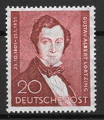 Berlin 1951 - AFA 74 - Mint