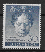 Berlin 1952 - AFA 87 - Mint