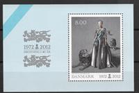Denmark 2012 - AFA 1695Az - Mint