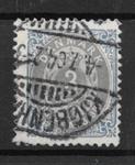 Danmark 1902 - AFA 22Cy - stemplet